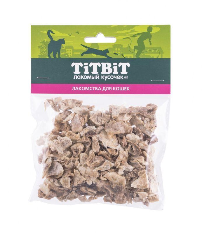 Легкое баранье для кошек, TitBit - 10 г