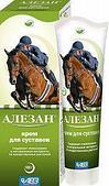 Алезан Крем для суставов для лошадей и собак, АВЗ - 100 мл
