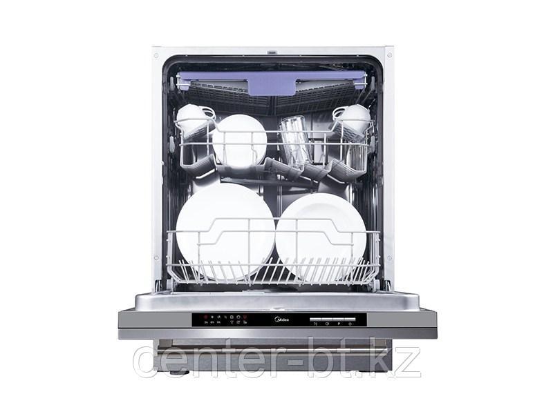 Полностью встраиваемая посудомоечная машина Midea DWB12-7711