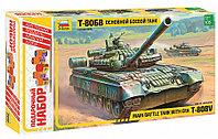 Сборная модель Основной боевой танк Т-80БВ Подарочное издание