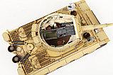 """Сборная модель Немецкий тяжелый танк Т-VI """"Тигр"""", подарочное издание, 1:35, фото 8"""