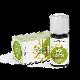 Эфирное масло Фенхель антиоксидант, оказывающий очищающее, спазмолитическое и ветрогонное действие