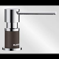 Blanco 525815 Дозатор Lato хром/кофе