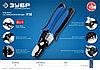 ЗУБР кабелерез XT-10 со съемником изоляции, рез до 10 мм, 168 мм, фото 3