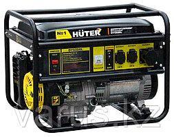 Электрогенератор бензиновый DY9500 L Huter
