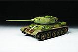 Сборная модель Советский средний танк Т-34/85, подарочное издание, фото 3