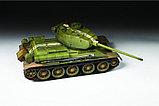 Сборная модель Советский средний танк Т-34/85, подарочное издание, фото 4