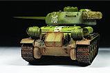 Сборная модель Советский средний танк Т-34/85, подарочное издание, фото 5