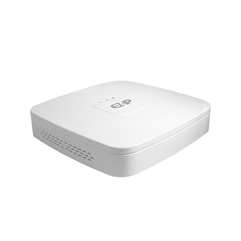 EZIP NVR1A04-4P 4-канальный сетевой видеорегистратор, Smart, 1U, 4PoE