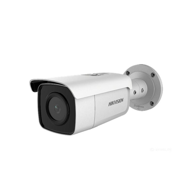 Hikvision DS-2CD2T46G1-2I (2.8 мм) Сетевая видеокамера, 4МП, EasyIP 4.0 AcuSense