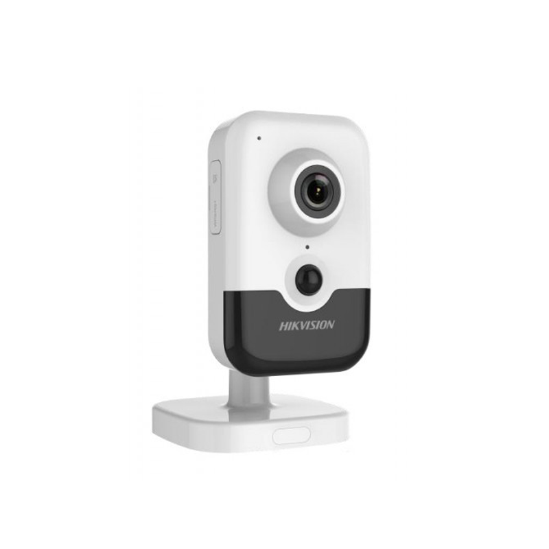 Hikvision DS-2CD2423G0-IW (4 мм)+ DS-1209ZJ-S IP кубическая видеокамера 2МП, WI-FI+ Кронштейн