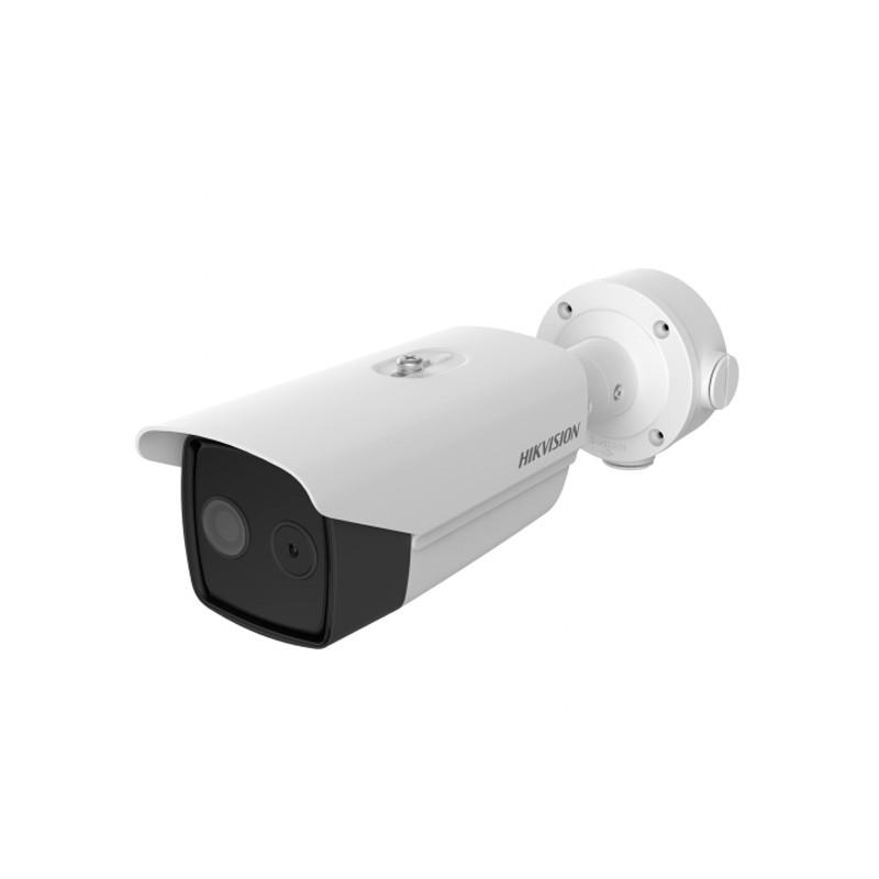 Hikvision DS-2TD2617-3/V1 (3mm (50° × 37.2°)) Тепловизионная двухспектральная видеокамера