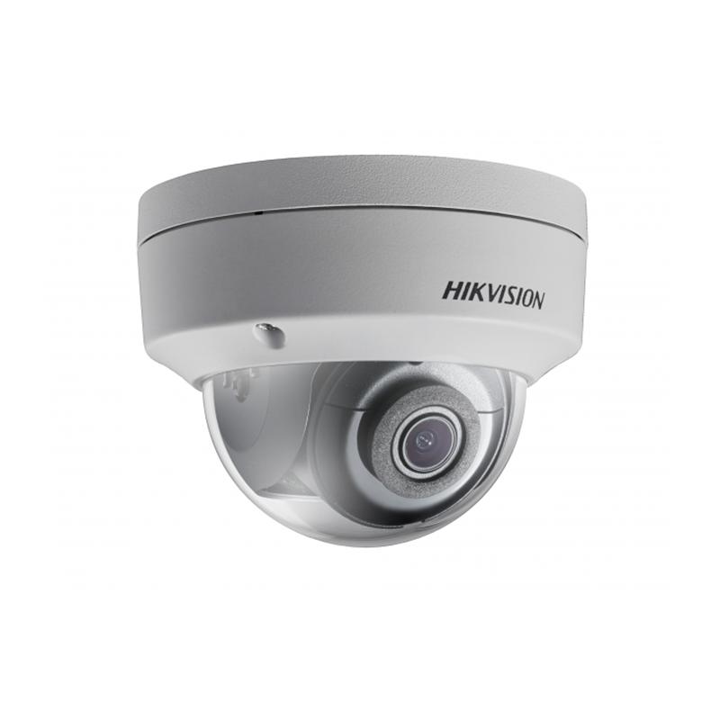 Hikvision DS-2CD2123G0-I (4 мм) IP видеокамера 2 МП купольная