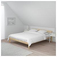 НЕЙДЕН Каркас кровати, сосна, 140x200 см
