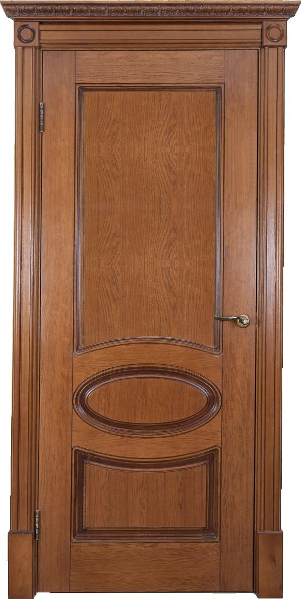 Дверь Валенсия медовый дуб ДТ