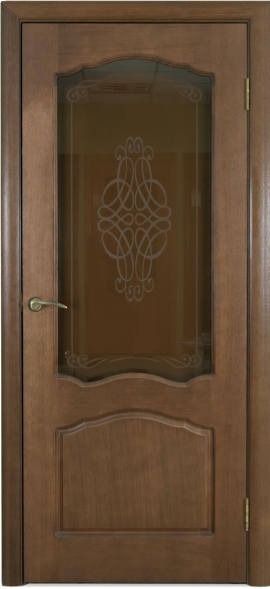 Дверь 111 со стеклом
