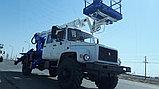 Автовышка Газель 12 метров, фото 3
