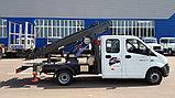 Автовышка Газель 12 метров, фото 4