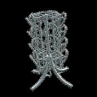 Стойка для шапок настольная 24 элемента (цвет) арт. СШС3/1