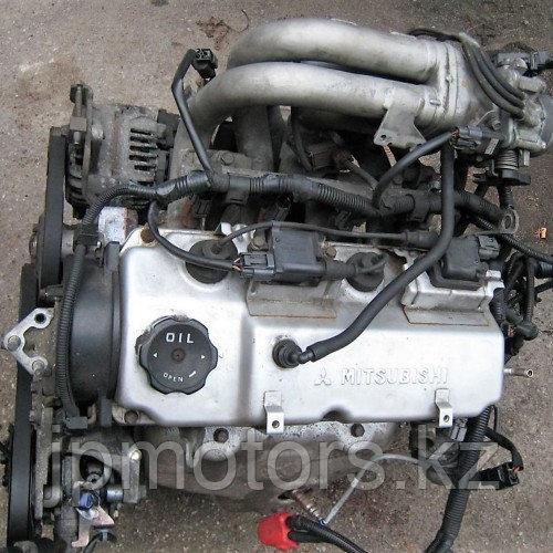 двигатели бу для митсубиси