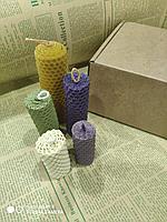 """Набор свечей """"Семейный очаг"""" набор 2700 тенге., фото 1"""