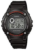 Наручные часы Casio W-216H-1A, фото 1