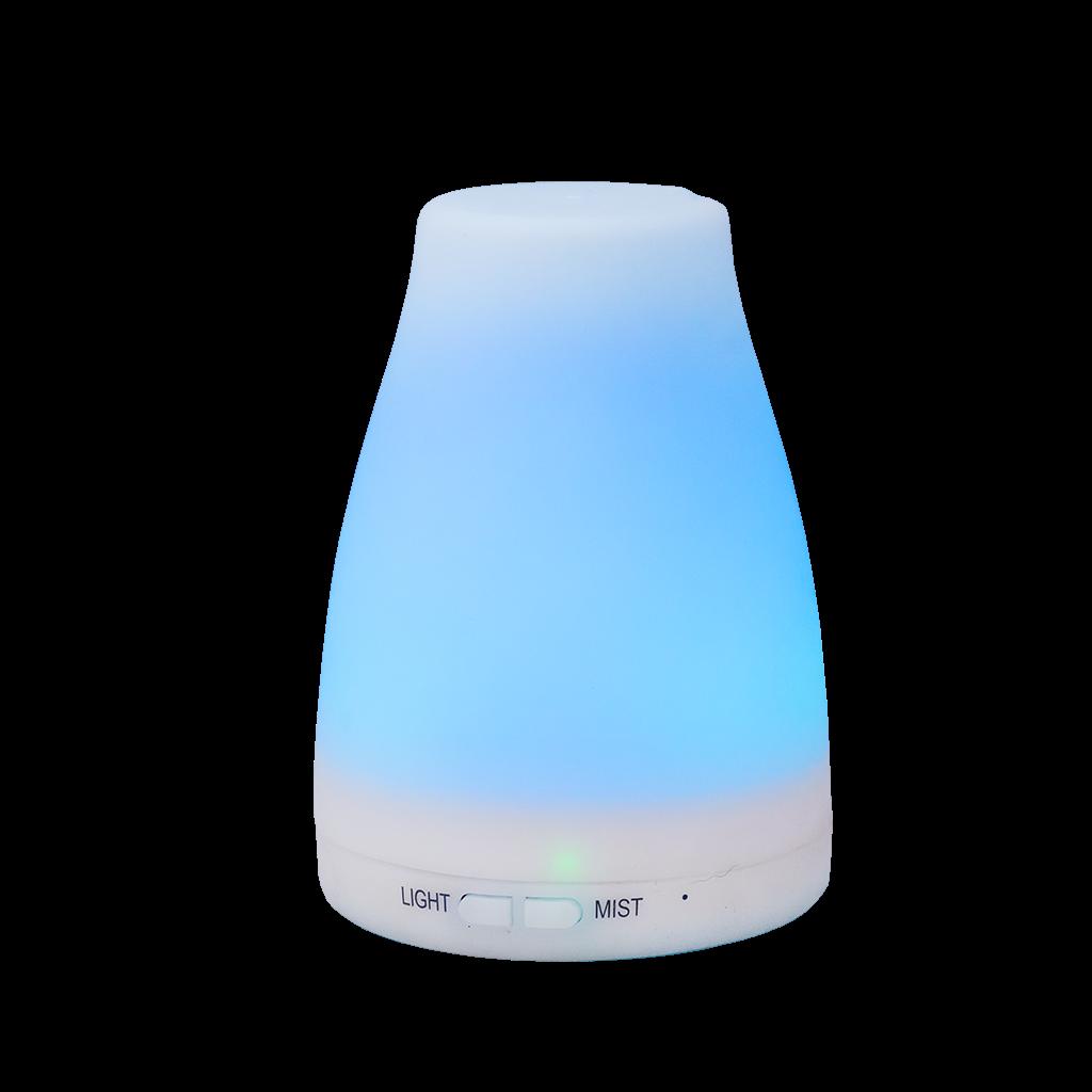 Аромадиффузор NUVOLA 3 в 1 это полноценная аромалампа, увлажнитель воздуха и оригинальный предмет интерьера!