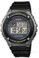 Наручные часы Casio W-216H-1B, фото 1