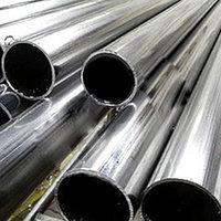 Труба водогазопроводная 100 мм, сталь 2сп, оцинкованная