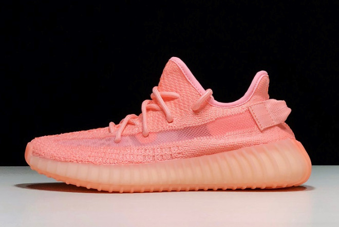 Adidas Yeezy Boost 350 V2 Static Refective Pink (36-45) - фото 1
