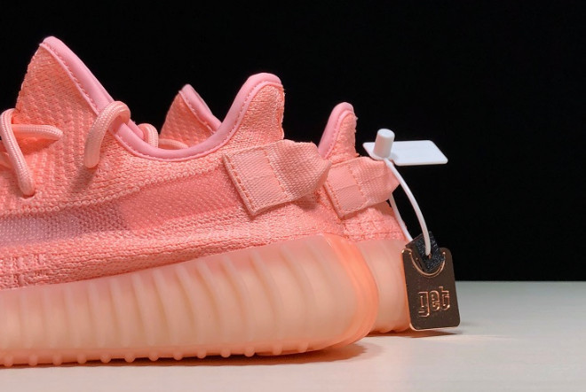 Adidas Yeezy Boost 350 V2 Static Refective Pink (36-45) - фото 7