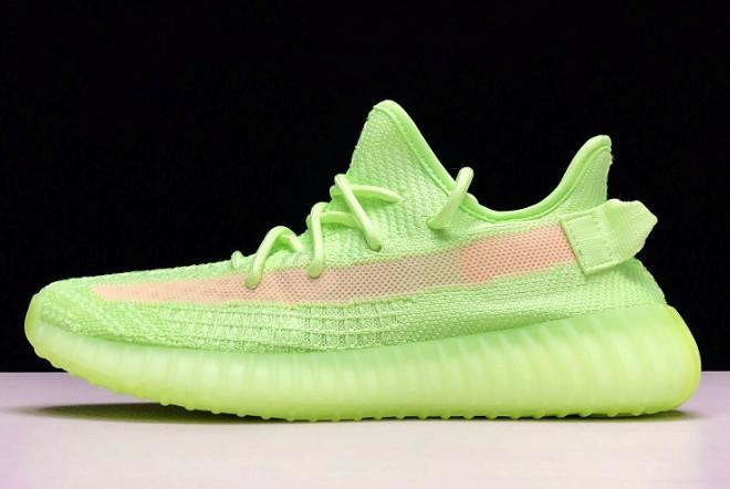 Adidas Yeezy Boost 350 V2 Glow in the Dark (36-45) - фото 1