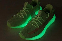 "Adidas Yeezy Boost 350 V2 ""Glow in the Dark"" (36-45), фото 5"