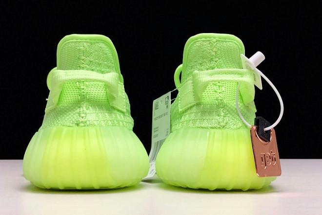 Adidas Yeezy Boost 350 V2 Glow in the Dark (36-45) - фото 6