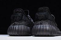 "Adidas Yeezy Boost 350 V2 ""Black Reflective"" (36-45), фото 4"