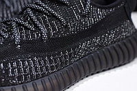 "Adidas Yeezy Boost 350 V2 ""Black Reflective"" (36-45), фото 7"