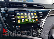 Toyota Camry 70 Android блок JBL Panasonic NAV-RDL01