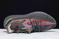"""Adidas Yeezy Boost 350 V2 """"Yecheil Reflective"""" (36-45), фото 3"""