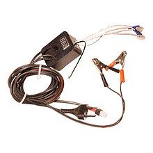 Терморегулятор для инкубатора №2 (220В/12В, цифровая температура, аналоговая регулировка) артикул 74