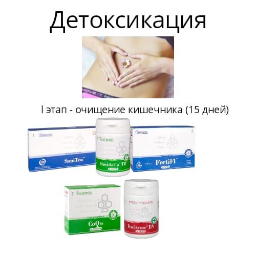 Детоксикация Cleanse Forte