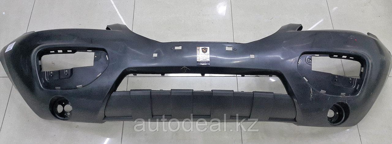 Бампер передний Lifan X60 дорестайлинг / Front bumper