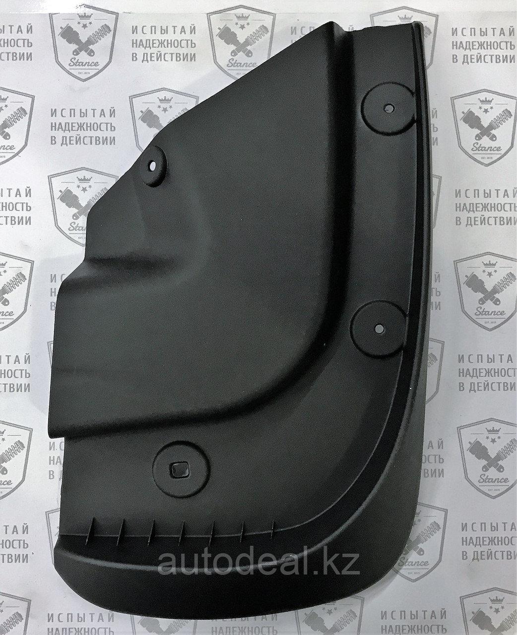 Брызговик задний правый Lifan X60 / Rear mud flap right side