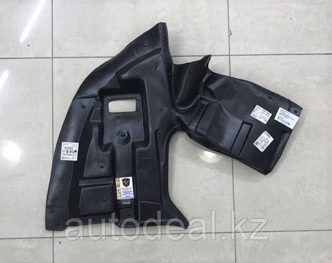 Пыльник моторного отсека правый Lifan X60 / Engine compartment duster right side