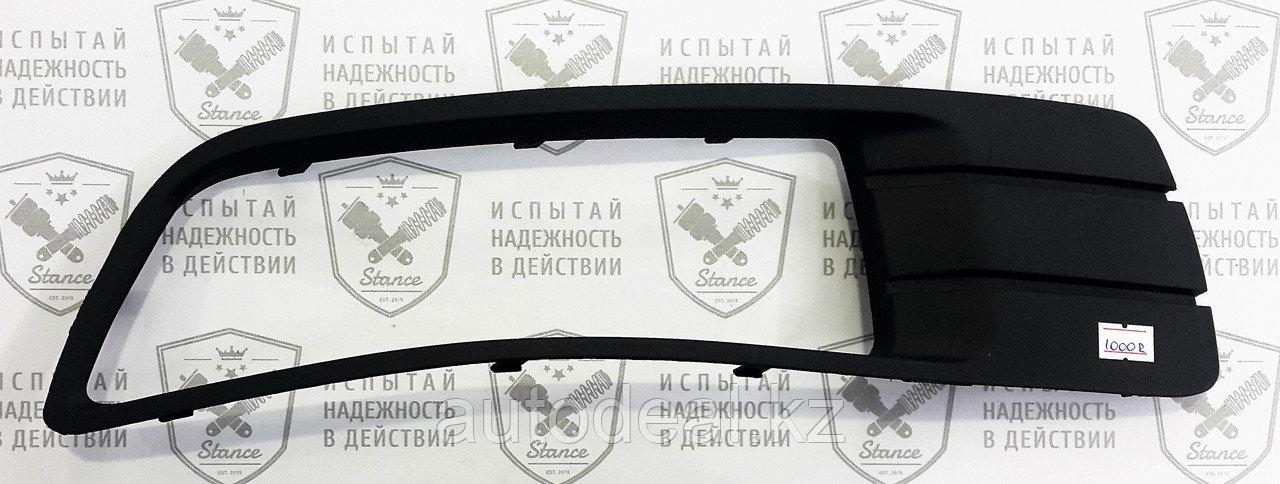Рамка ПТФ левая Geely ЕС7 / Fog lights frame left side