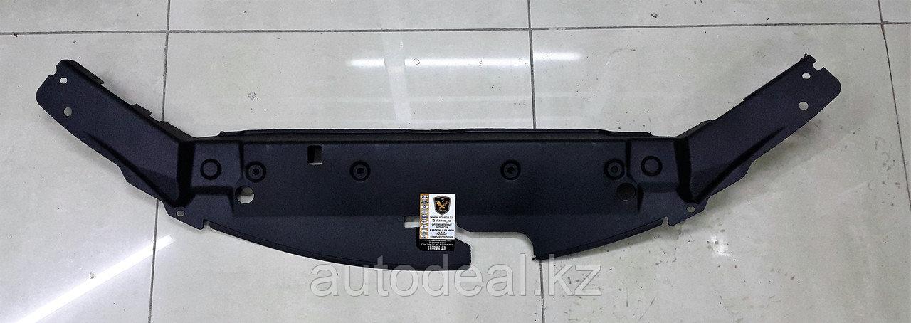 Панель переднего бампера Geely ЕС7 / Front bumper panel