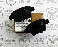 Колодки тормозные задние Geely SC7/GC6 / Rear brake pads