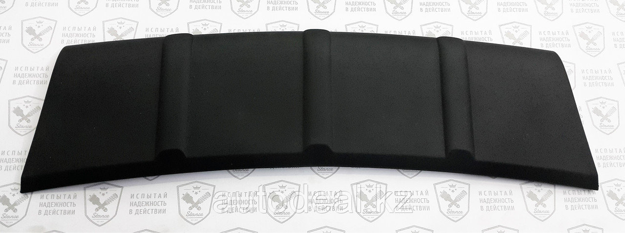 Накладка переднего бампера нижняя Geely X7 / Front bumper molding bottom side