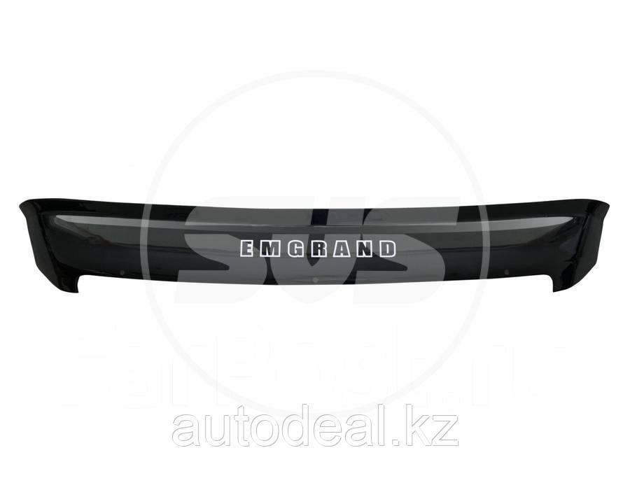 Дефлектор капота Geely X7 / Hood deflector