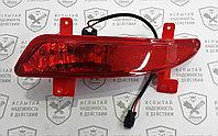 Фара противотуманная задняя левая Geely X7 / Rear fog light left side