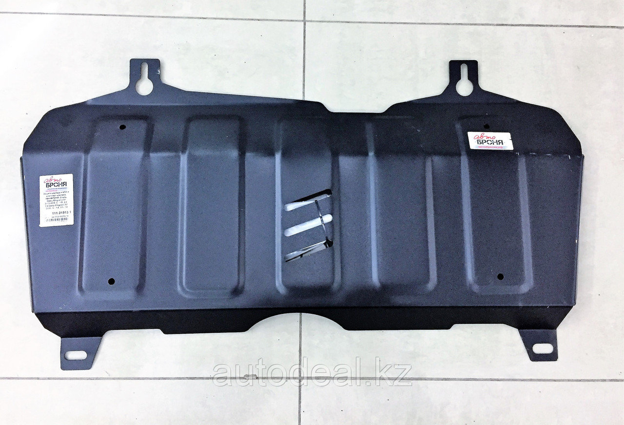 Защита картера Geely X7 / Crankcase protection